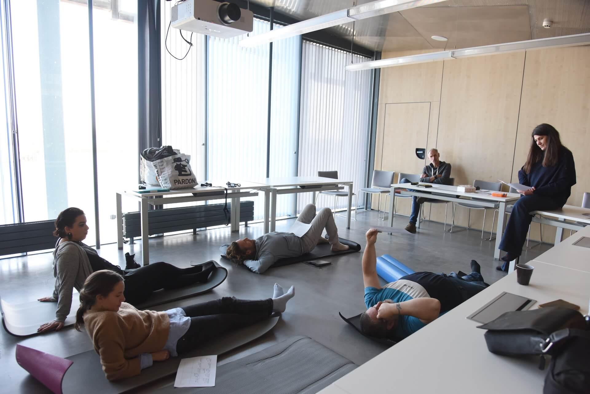 Atelier collectif : sur la gestion des émotions à Lorient